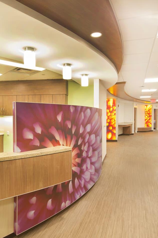 The Mother Baby Center at Abbott Northwestern Hospital