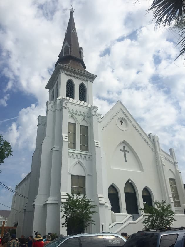 Tribute to the Emanuel AME Church and the Emanuel Nine