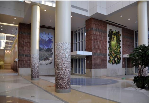 Loggia at Riley Hospital