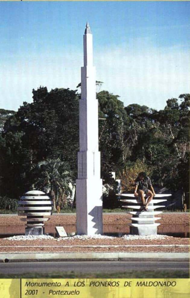 To the PIONEERS of MALDONADO