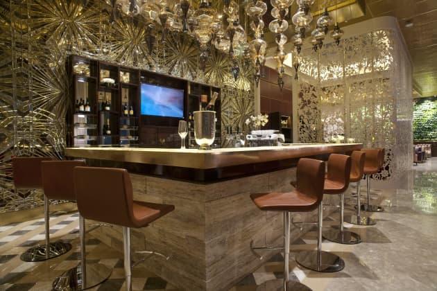 GVK First Class Lounge