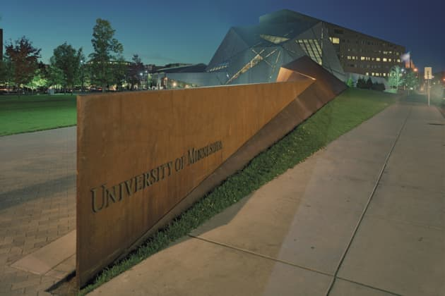 University of Minnesota, Gateway Monument