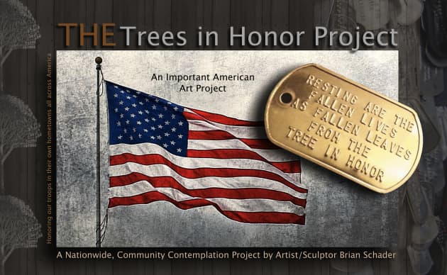 The Trees in Honor Project