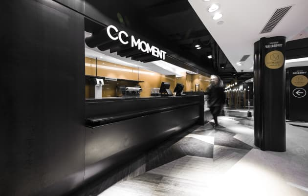 CC MOMENT