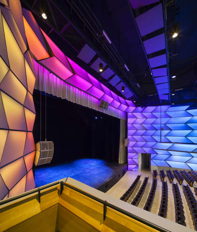 Toronto Centre for the Arts Main Stage Reconfiguration
