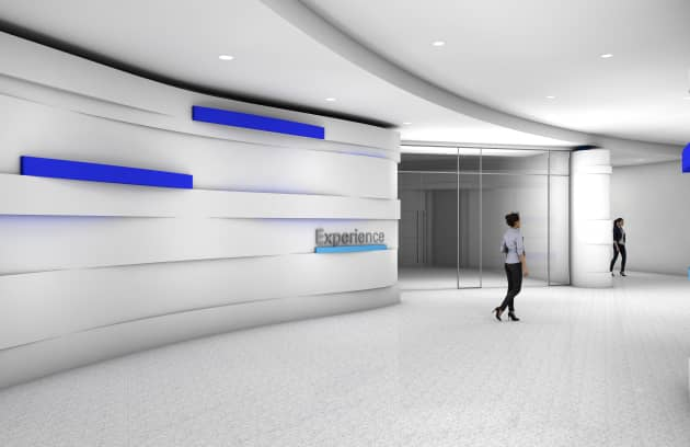 Daikin Wave Wall