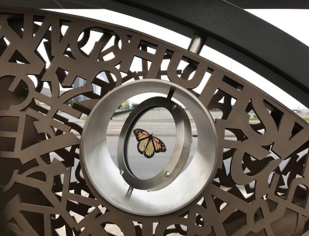 Art Gate: Bloomington Kaleidoscope