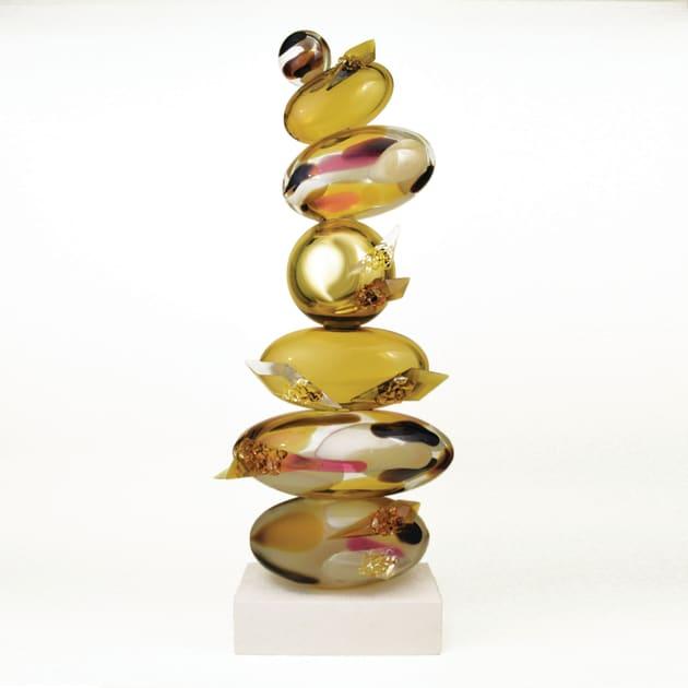 Rock Gem Sculptures (Series of Six)