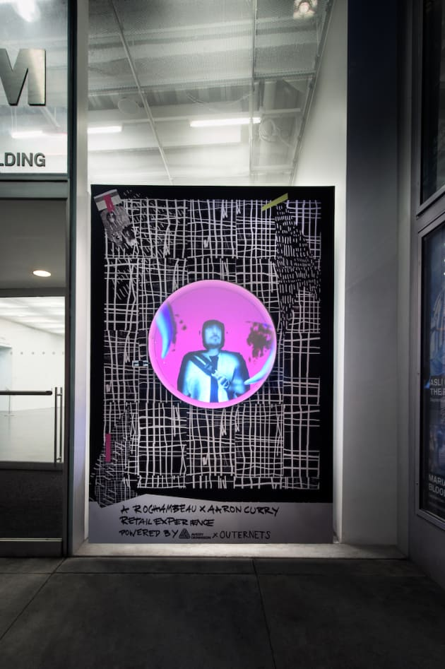 Powered by Avery Dennison: Rochambeau   Aaron Curry at The New Museum