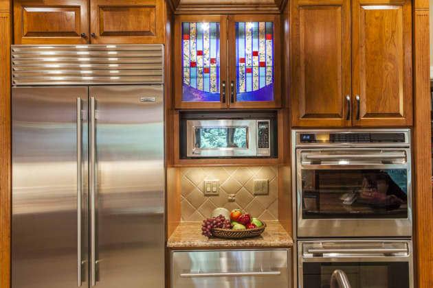 Kitchen Art Windows