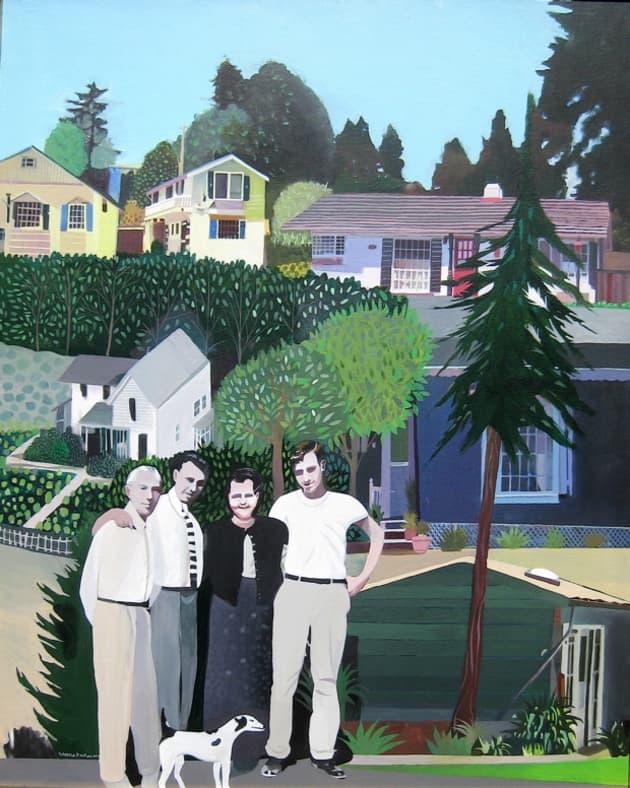 Interpretive History of The Castro House