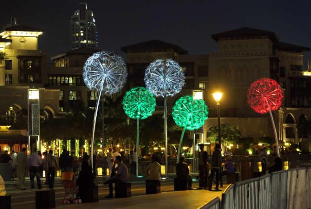 Dandelions Dubai