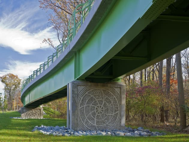 Rock Creek Pedestrian Bridge
