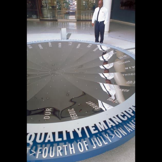 9/11 Memorial—Recovering Equilibrium