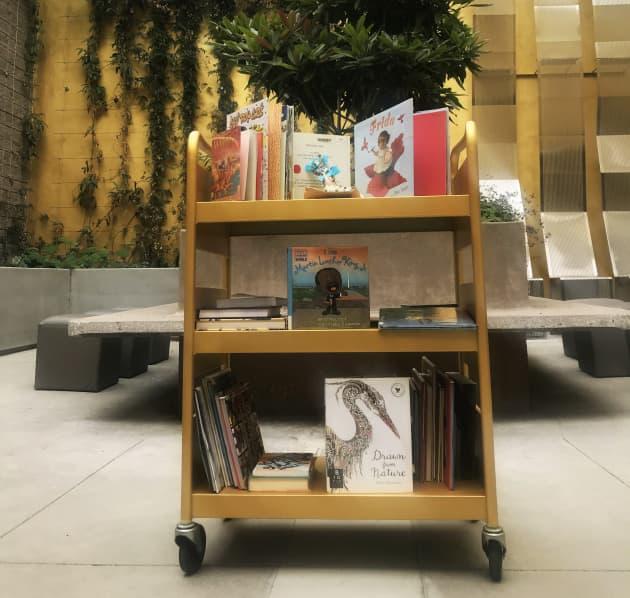 A.C Bilbrew Library