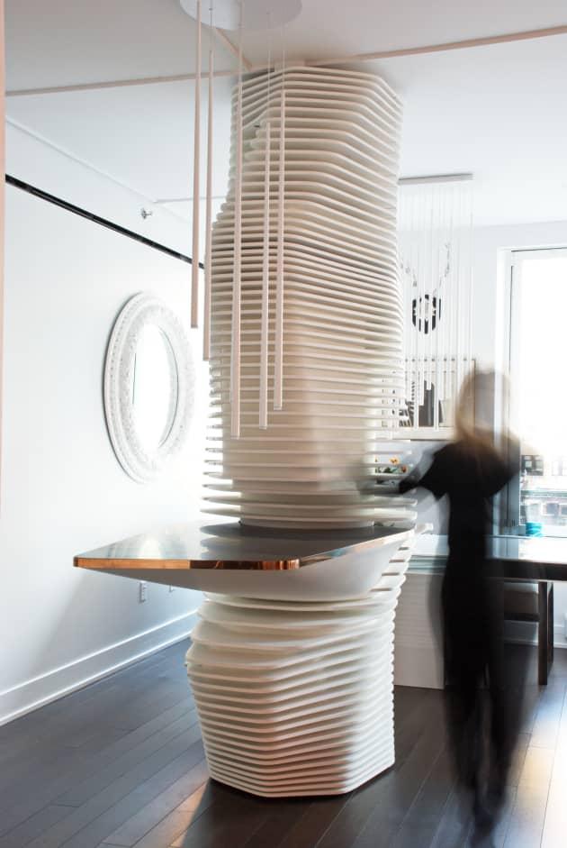 Amber Columns