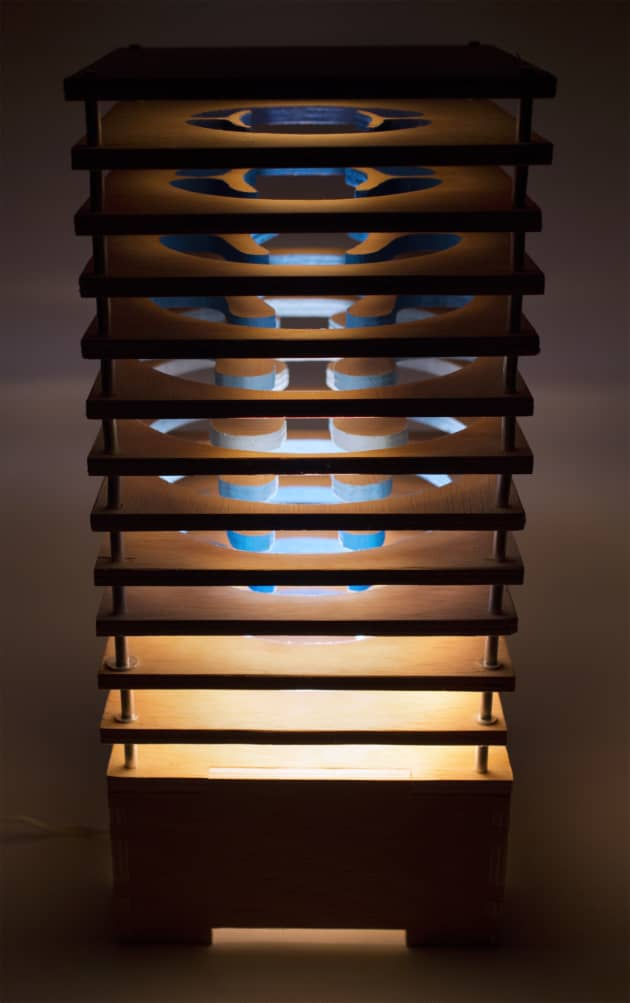 Amoebic Light Void 01