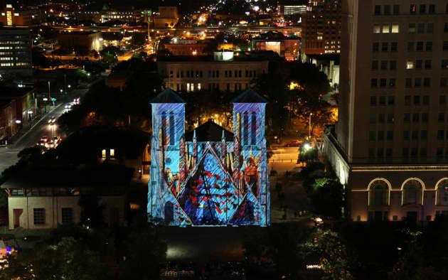 San Antonio   The Saga