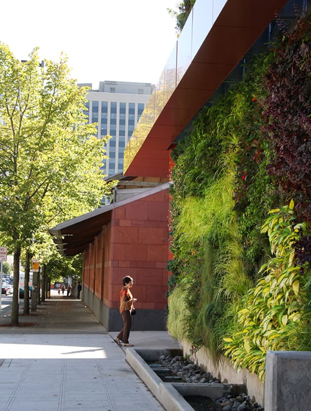 Bellevue Regional Library Parking Garage