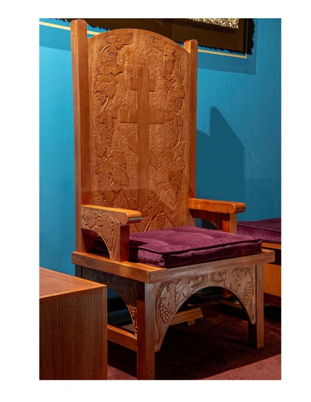 Bishops Chair