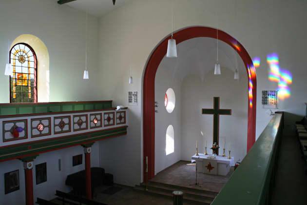 Sanct Peter auf dem Berg, Bleidenstadt