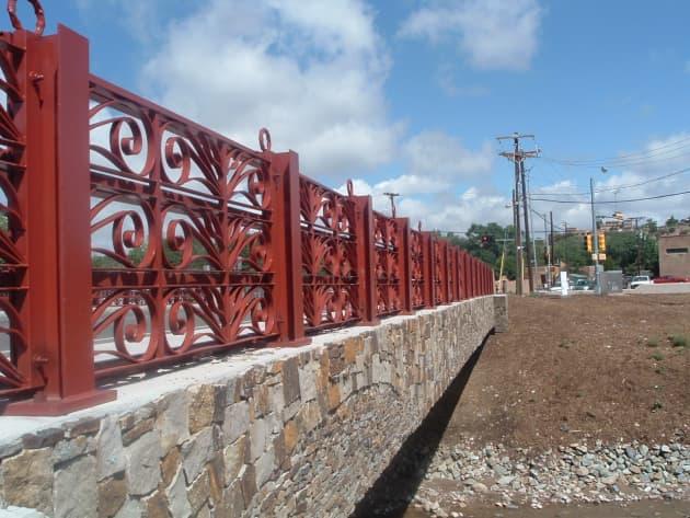 Camino Alire Bridge