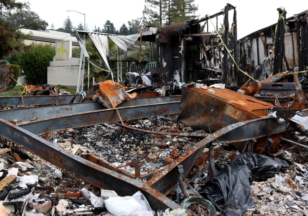 """""""From the Fire: A Community Reflects and Rebuilds"""""""