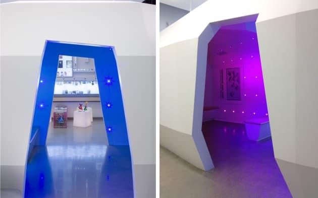 The Cave: Education Pavilion & Orientation Theater