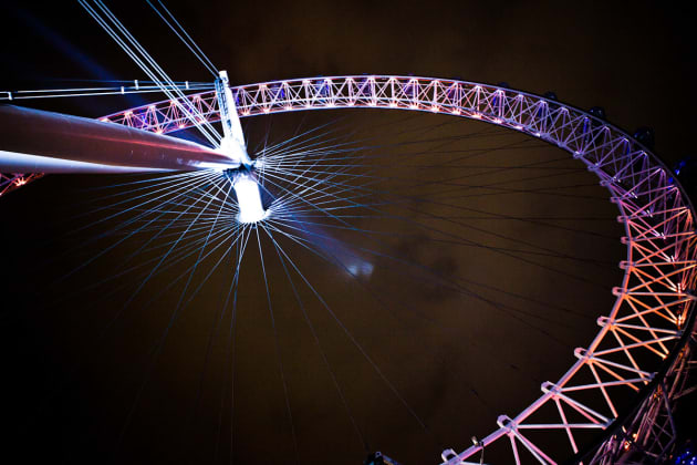 London Eye Mood Conductor