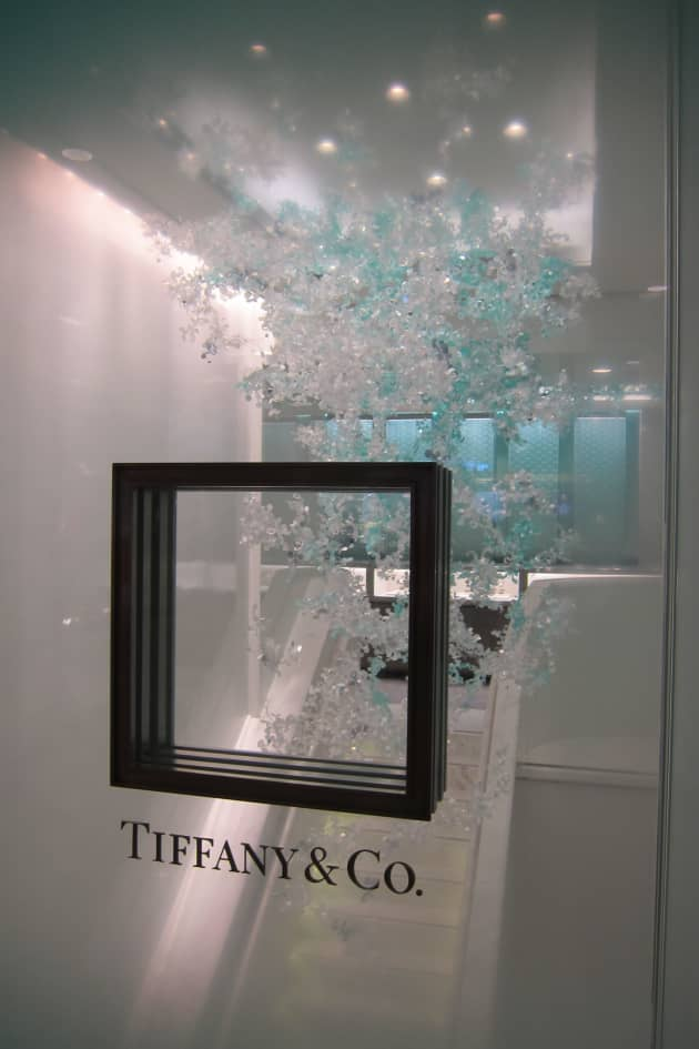 Tiffany's Hong Kong Landmark