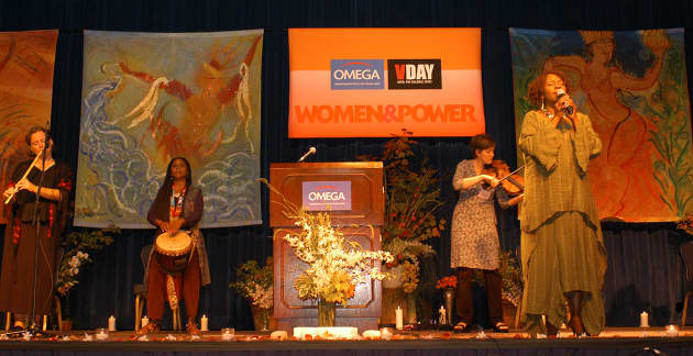 Omega Women and Power Conference