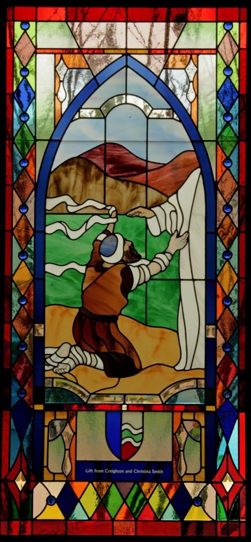 The Gospel of Mark Window