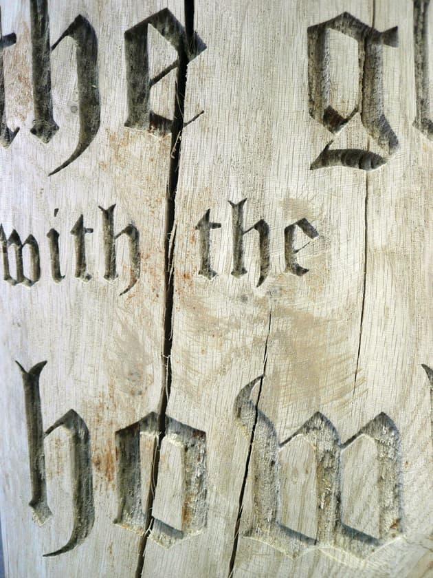 Typographic Trees