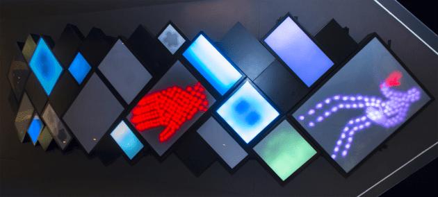 Crossing Signal Mosaic