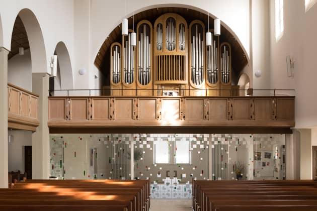 Evangelische Lampertkirche, Meßstetten/Germany