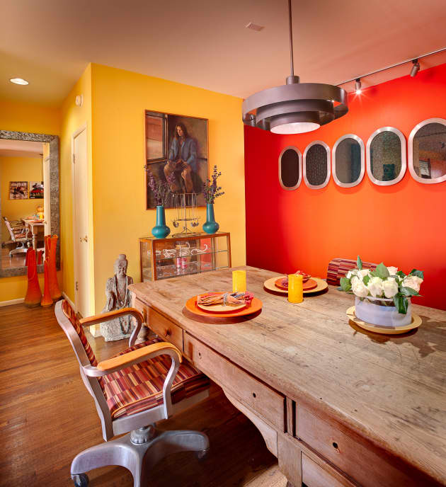 Artist's Pied-a-terre