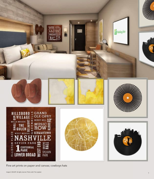 Nashville Holiday Inn