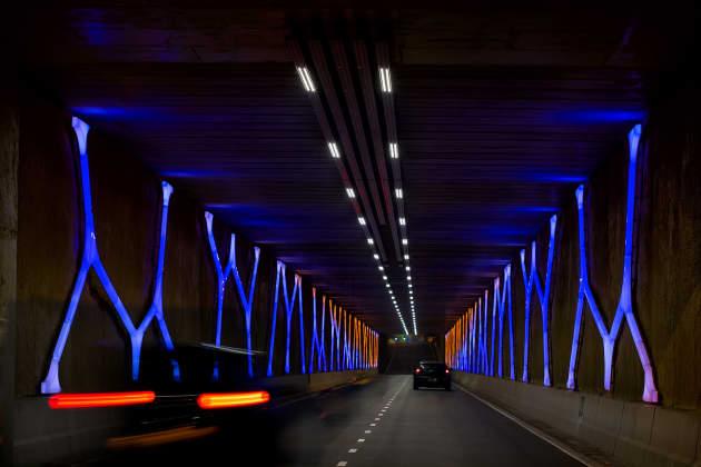 Dolmen Light Tunnel