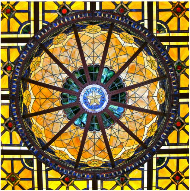 The Driskill Hotel Dome