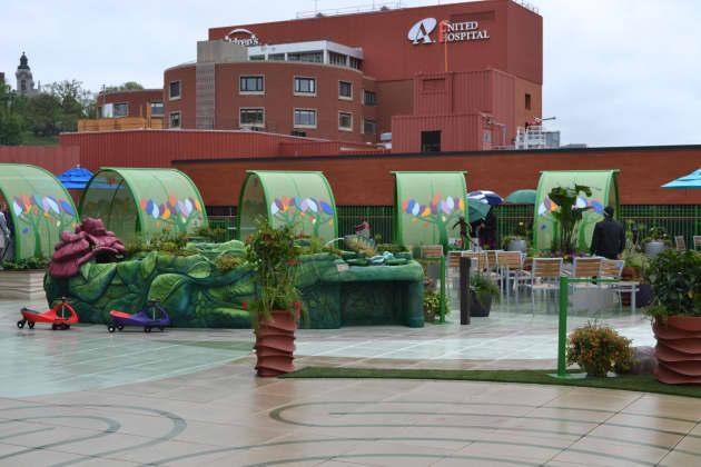 Children's Hospital Association (CHA) Storyland Garden