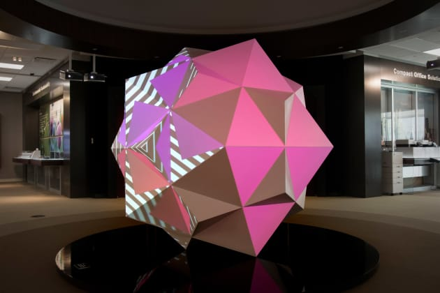 """Canon """"Icosidodecahedron"""""""