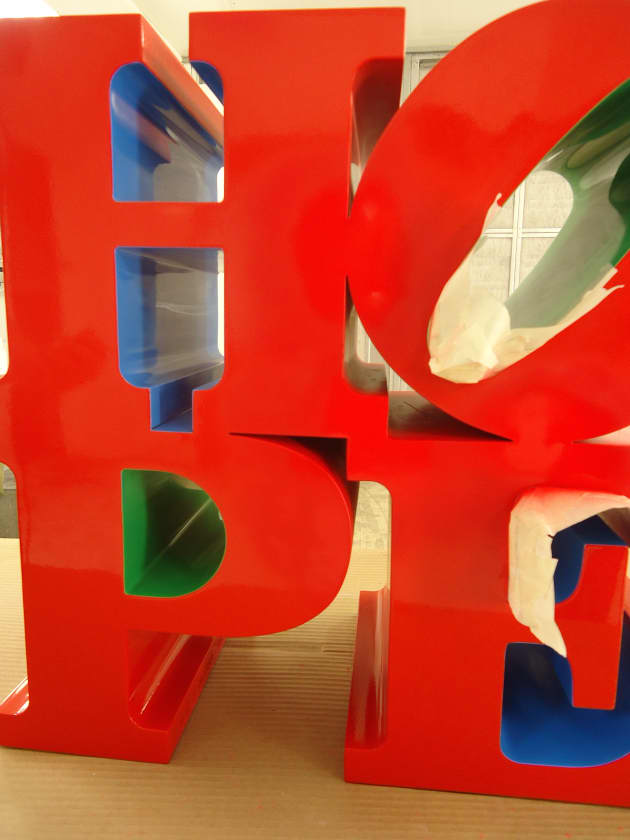 HOPE Sculptures