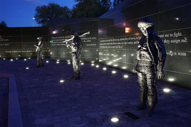 Nevada State Veterans Memorial – A National Tribute