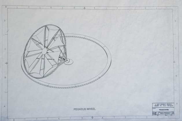 Pegasus Wheel