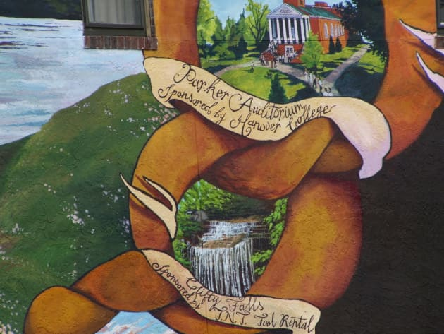 The West Street Mural