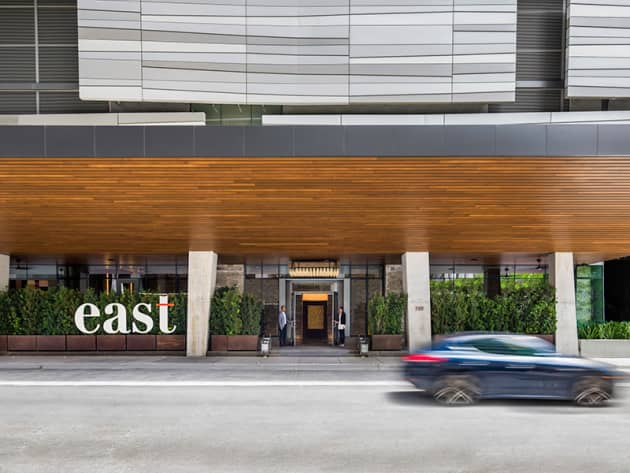 East, Miami – Elevator Bays