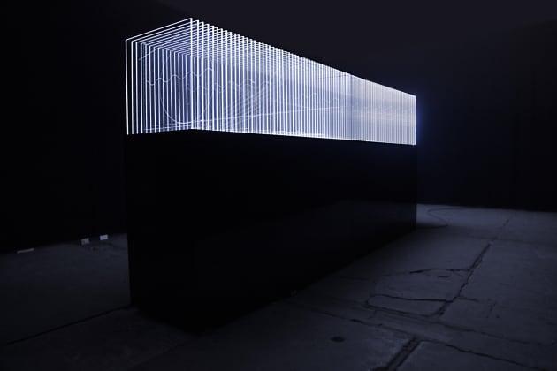 frequencies (light quanta)