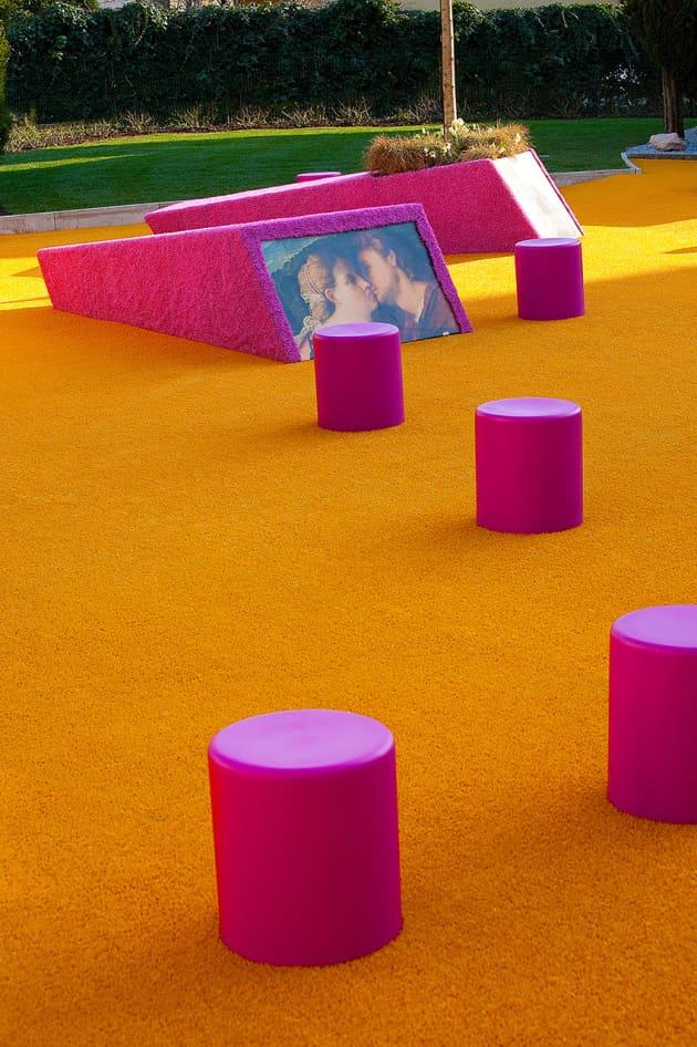 Palma de Vecchio Pop-Up Square