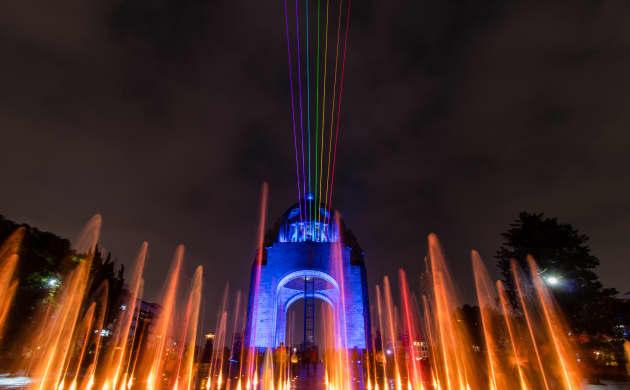 Global Rainbow