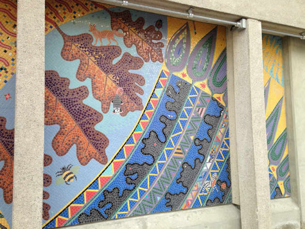 Mosaic in the City